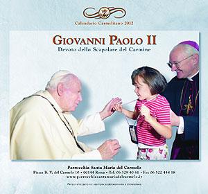 Nuovo calendario Carmelitano 2012